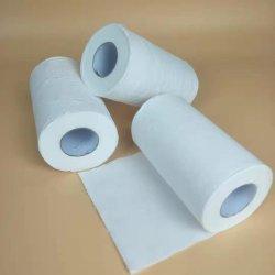 Núcleo personalizado papel higiénico de bambu natural