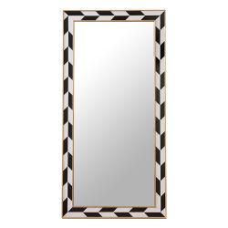 يشبع جسم مرآة أرضيّة حامل قفص يرتدي مرآة لأنّ لباس مخزن