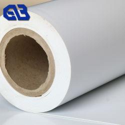 Membrana de arquitetura de PVC lona revestida de tecido de estrutura de tracção