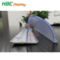 Van de Plank van de Bevordering van het merk de Plastic Strook van pvc- Gegevens met LEIDEN Licht