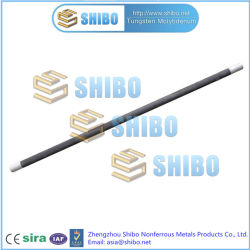 Sicの発熱体はタイプの非金属高温電気加熱装置である