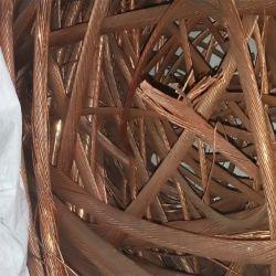 Tipi di scarti del collegare di rame, scarto di metallo del collegare di rame 99.9% 99.95% 99.99% dall'iarda della Cina