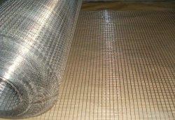 Janela galvanizado tela de malha quadrada
