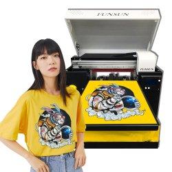 Le GDH chiffon d'impression jet d'encre machine numérique DTG T-shirt personnalisé vêtement pour l'imprimante numérique Tshirt Machine d'impression A3
