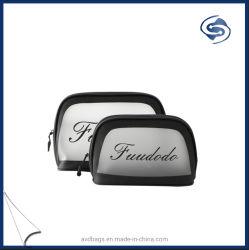 Командировка многофункциональных матового прозрачного Semicircle мешок для макияжа