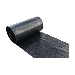 Los precios de 100 m de efecto invernadero no tejido negro LDPE cubiertas de tierra de los proveedores
