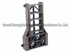Qualitäts-Werkzeugmaschinen-Zubehör-Roheisen-Teile