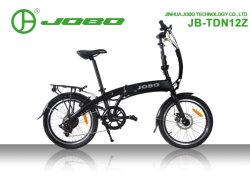250W Mini Alumínio Estrutura Dobrável Eléctrico dobrável de bicicletas e aluguer