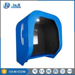 Jr-Th-01 Teléfono Industrial de Campana, -23dB campanas acústicas con lámpara