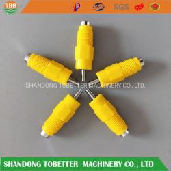 Acciaio inossidabile nipple Poultry Equipment Cina fabbrica Broiler galline di posa Bevanda di pulcino nipplo acqua potabile