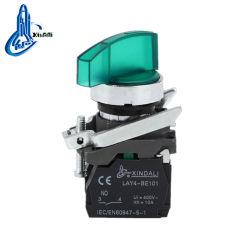 مفتاح زر مؤشر ضوء محدد الموضع من Lay4-Bcg2365 Metal 2