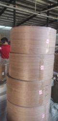 Folheado de madeira folheado de engenharia folheado de madeira de nogueira folheado de madeira de teca folheado de madeira de ébano folheado de madeira para estrutura Architrave Fleece-Back