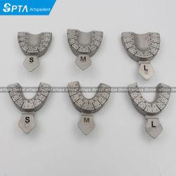 Impression en acier inoxydable des implants dentaires position tiroir Retrait du bac