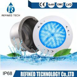 Monté sur un mur RGBW 18W 24W 35W rempli de résine LED SMD2835 Piscine de la lumière avec ce RoHS