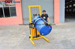 preço de fábrica 520kg de capacidade do tambor de eléctrico com escala Yl520-1 Rotador