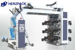 Qualitäts-flexographische Drucken-Maschine