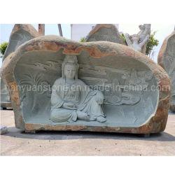 Landscaping Decoratie Stone Carving Garden Boeddha beeld