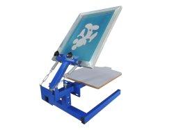 単一カラーTシャツの織物のデジタルシルクスクリーンの印刷機械装置