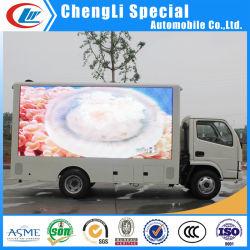 Mobile publicidade exterior LED LED de caminhão de reboque de publicidade para venda
