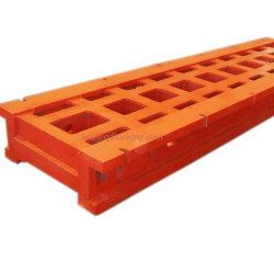 싼 회색 철 CNC 선반 기계 건축 편평한 침대 주물
