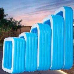 Portable extérieure de jardin piscine gonflable en PVC