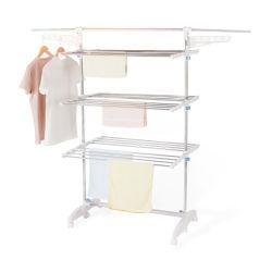 Acier inoxydable +ABS cintres bébé vêtements de bébé (JP-CR210)