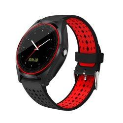 V9 Sport Moda Bluetooth Smart Telemóvel à prova de relógio de pulso