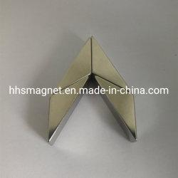 Neodym-starker gesinterter Hochleistungs--spezieller Form NdFeB Magnet