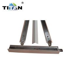 Réduit l'emplacement plat T Système de suspension au plafond de la grille