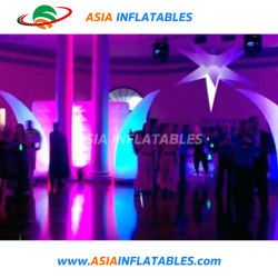 In de handel verkrijgbare LED-opblaasbare lichtkegel