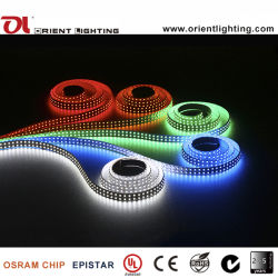 Двойная линия Ce UL1210 для поверхностного монтажа (3528) IP66 240 светодиодов 24V светодиодный индикатор полосы