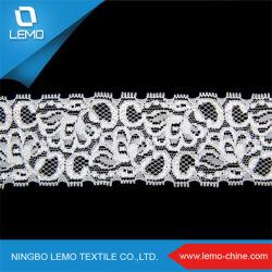 Spandex-und Nylon-Trikot-elastische Spitze für Hochzeits-Dekoration