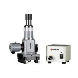 Портативный установленным монокуляром легко вести металлургический Микроскоп Xjp-500