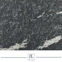 La nieve de Chorro Negro barato Gris Niebla de granito para la palabra Muro Escalera pavimentadora Curbstone paisaje Palisade encimera