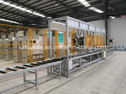 Linea di montaggio inversione barra di distribuzione a sandwich produzione di apparecchiature di fabbricazione semi-automatiche di condotti di distribuzione Linea