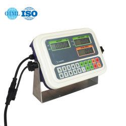 Indicateur de calcul du prix approuvé de l'OIML avec grand écran LCD (PAA)