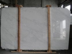 Qualitäts-östlicher weißer Marmor, Marmorfliese-und Marmorplatten