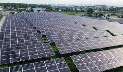 Terra dos raios solares do sistema de fixação do parafuso de aterramento para o projecto de instalação no Japão