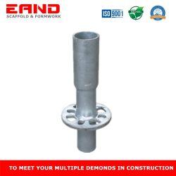 Armatura HDG Layher d'acciaio della costruzione tutto il collare basso rotondo di Ringlock