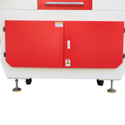 Cuero mini máquina de marcado de Vamp Sustituir Serigrafía y relleno de pluma de plata