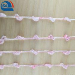 Algodão tingidos fios mesclados de tricot via Tape (OEKO-TEX100/GRS/BCI/GOTS)