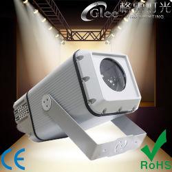 500W LED Zoom-lamp met logo voor buitenverlichting met Gobo-rotor
