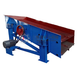 Goldförderung-Maschinen-vibrierender Bildschirm für Kiefer-Zerkleinerungsmaschine