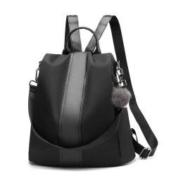 حقيبة ظهر للنساء مضادة للسرقة ومقاومة للماء حقيبة كتف خفيفة الوزن