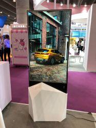 55인치 스탠딩 슈퍼 씬 양면 LCD 디스플레이 CWD-SZ