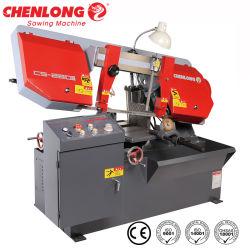 Offres mensuelles Pivot horizontal Chenlong 11 pouces Scie à ruban pour la métallurgie (CS-280II)