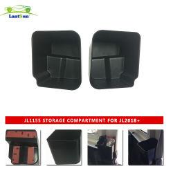 Jl1155 для Wrangler заднего сиденья со стороны ящика для хранения материала ABS