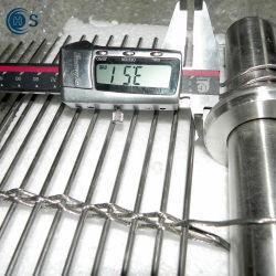 Декоративная металлическая проволочной сеткой/металлические шторки/металлический металлических тонов