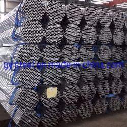 Certificação Ce Mobiliário Environmental-Friendly Tubo de aço Tubos de Aço Galvanizado
