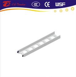 Bac à câble en acier inoxydable perforées